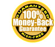 Satisfaction or your Money back guarantee