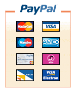 credit cards, pay pal